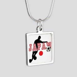 Japan Soccer Player Necklaces