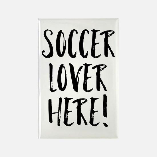 Soccer Lover Magnets