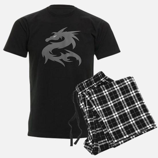 silver dragon Pajamas