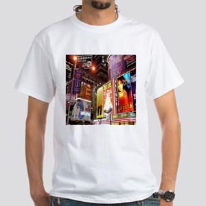 Broadway at Nigh T-Shirt