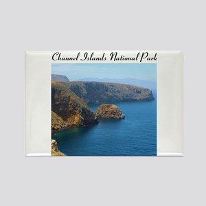 Channel Islands National Park Rectangle Magnets