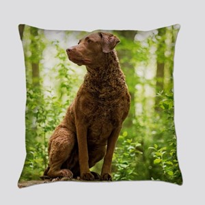 Chesapeake Bay Retriever Everyday Pillow