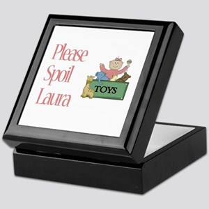 Please Spoil Laura Keepsake Box