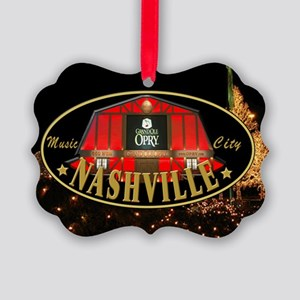 Grand Ole Opry Nashville-PO-04 Ornament