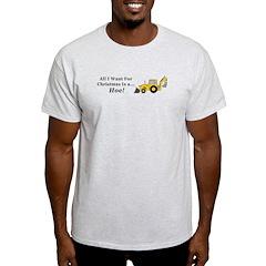 Christmas Hoe T-Shirt