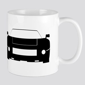 Race Car Icon Mugs