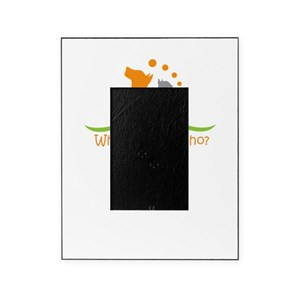 Adopt A Shelter Pet Picture Frames Cafepress