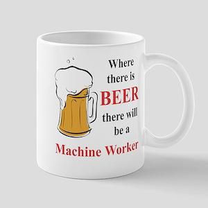Machine Worker Mugs