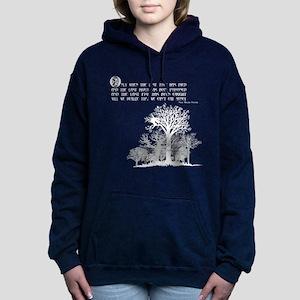 tree_proverb_dark Sweatshirt
