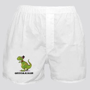 Groomasaur Boxer Shorts