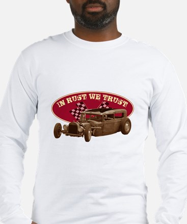 In rust we trust Long Sleeve T-Shirt