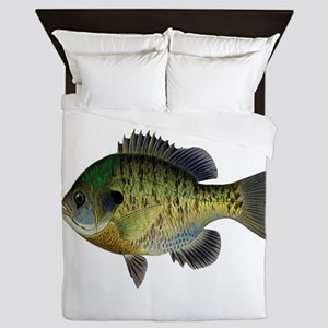 BLUEGILL Queen Duvet