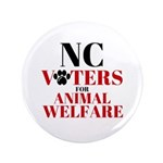 NC Voters for Animal Welfare Button
