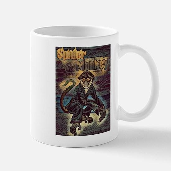 SPIDER MONKEY 1 Mugs