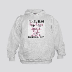 New Jersey Girl (Pink) Sweatshirt