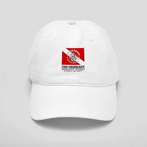USS Oriskany Baseball Cap