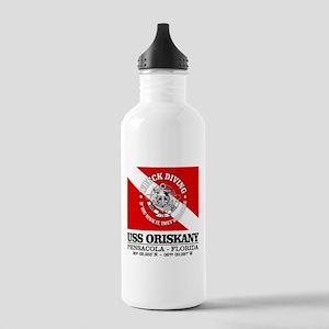 USS Oriskany Water Bottle