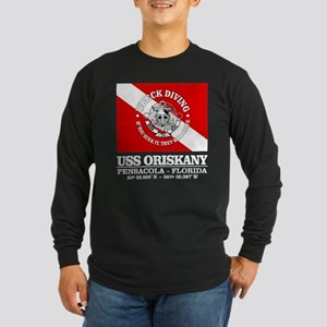 USS Oriskany Long Sleeve T-Shirt