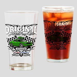 CHALLENGER HEMI Drinking Glass