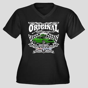 CHALLENGER HEMI Plus Size T-Shirt