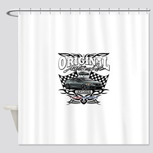 Civic Racer Shower Curtain