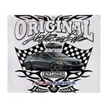 Civic Racer Throw Blanket