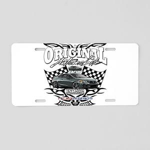Civic Racer Aluminum License Plate
