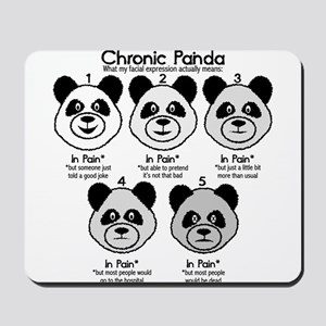 Chronic Painda Mousepad