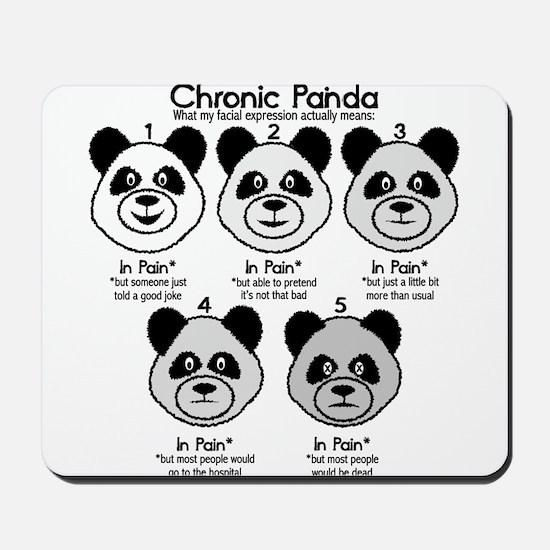 Chronic Painda Mousepad