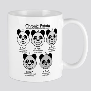 Chronic Painda Mugs