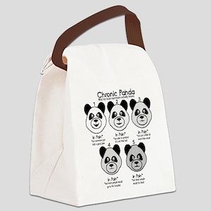 Chronic Painda Canvas Lunch Bag