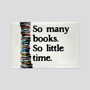 2-logo so many books Magnets