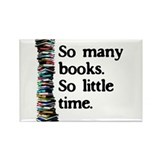 So many books so little time 10 Pack