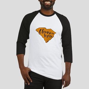 clemson tigers Baseball Jersey