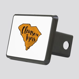 clemson tigers Rectangular Hitch Cover