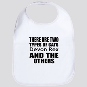 There Are Two Types Of Devon Rex Cats Designs Bib