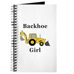 Backhoe Girl Journal