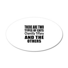 There Are Two Types Of Chant Wall Decal