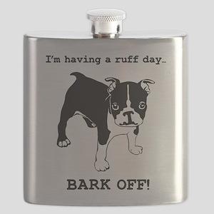 Ruff Day Flask