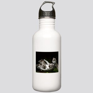 Tag Team Stainless Water Bottle 1.0L