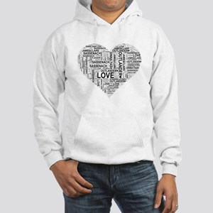 Heart Outlander Sweatshirt
