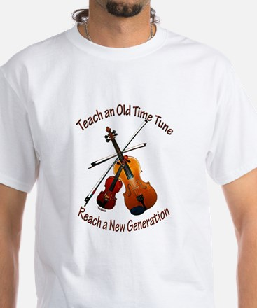 Teach Old Time T-Shirt
