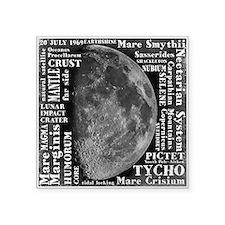 Moon Mania Sticker