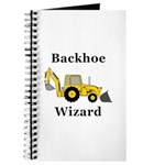 Backhoe Wizard Journal