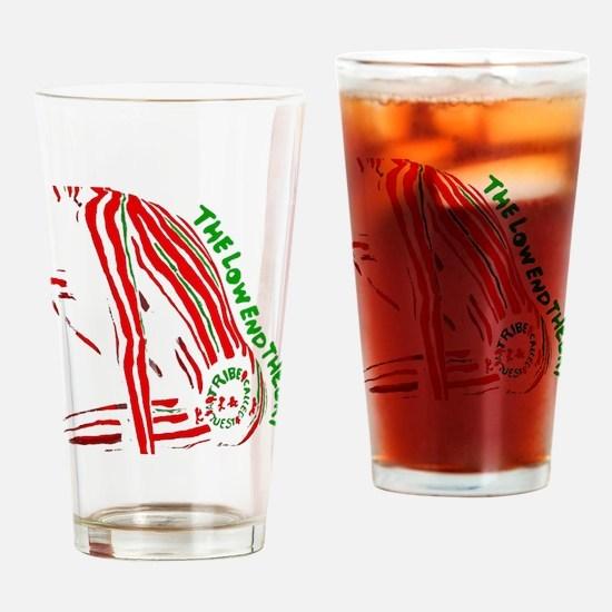 Unique Rap Drinking Glass
