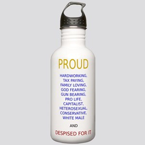 Proud and Despised Water Bottle