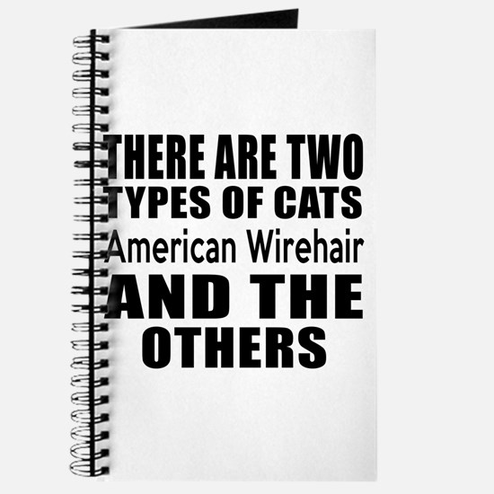 There Are Two Types Of American Wirehair C Journal