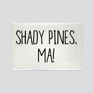 Sophia and Dorothy - Shady Pines, Ma Magnets