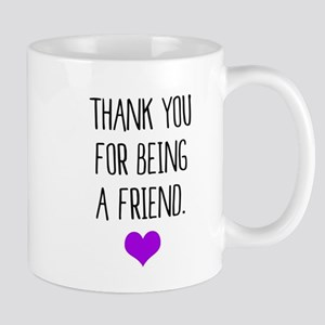 Golden Girls - Thank you for being a friend w Mugs