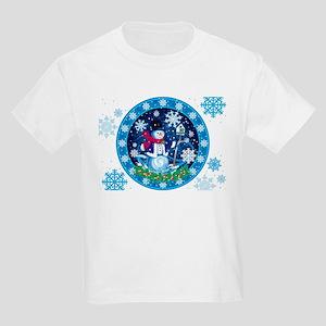Wonderland Snowman T-Shirt